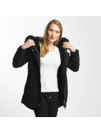 Sixth June Winterjacke Oversize schwarz