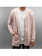 Sixth June Zip Hoodie Zip Up rosa