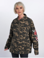 Sixth June Roses Jacket Camouflage