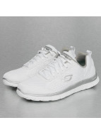 Skechers Baskets Obvious Choice Flex Appeal blanc