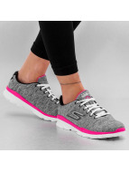 Skechers Baskets Stellar Go Fit TR gris