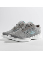 Skechers Baskets Go Walk gris