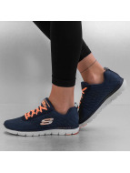 Skechers sneaker Break Free Flex Appeal 2.0 grijs