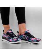 Skechers Sneakers Floral Bloom Flex Appeal czarny