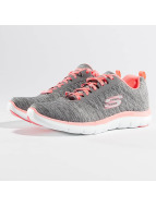 Skechers Tennarit Flex Appeal 2.0 harmaa