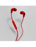 Skullcandy Auriculares 50/50 Mic3 rojo