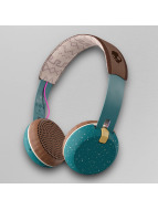 Skullcandy Casque audio & Ecouteurs Grind Wireless On Ear bleu