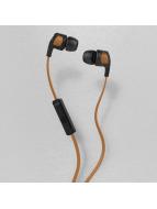 Skullcandy Casque audio& Ecouteurs Smoking Buds 2 Mic1 brun