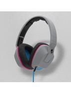 Skullcandy Casque audio& Ecouteurs Crusher Mic1 gris