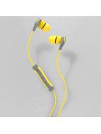 Skullcandy Casque audio& Ecouteurs Method Mic1 Ea jaune