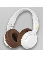 Skullcandy Cuffie musica Hesh 2 Wireless Over Ear bianco