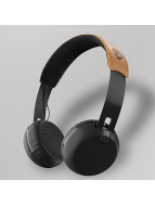 Skullcandy Cuffie musica Grind Wireless On Ear nero