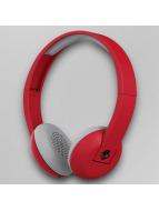 Skullcandy Cuffie musica Uproar Wireless On Ear rosso