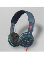 Skullcandy Kopfhörer Grind Taptech blau