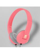 Skullcandy Kopfhörer Uproar Taptech rosa