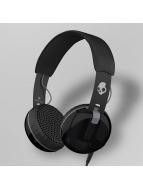 Skullcandy Kopfhörer Grind Taptech schwarz