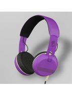 Skullcandy Kopfhörer Grind Taptech violet