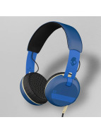 Skullcandy Koptelefoon Grind Taptech blauw