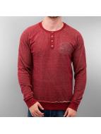 Sky Rebel Пуловер Big красный