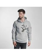 Sky Rebel Hoodie Jord grey
