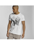 Sky Rebel T-Shirt Davy blanc