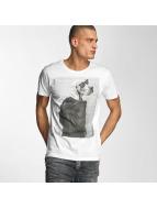 Sky Rebel T-Shirt Oskar blanc