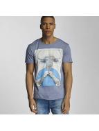Sky Rebel T-Shirt Till blau