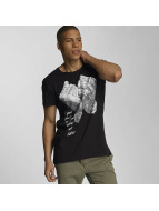 Sky Rebel T-Shirt Davy schwarz