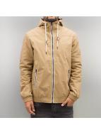 Solid Демисезонная куртка Gaviel бежевый