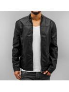 Solid Демисезонная куртка Gaston черный