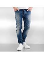 Solid Облегающие джинсы Joy Stretch синий