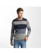 Solid Пуловер Jamee синий