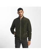Solid Bomber jacket Jarib olive