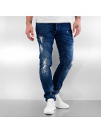 Solid Jeans Straight Fit Joy bleu