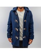 Solid Mantel Rida blau
