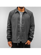 Solid overhemd Errling grijs