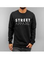 Solid Pullover Giles black