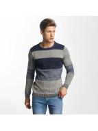 Solid Pullover Jamee blau