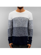Solid Pullover Gabhan bleu