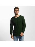 Solid Pullover Gyden Knit grün