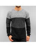 Solid Pullover Danny noir