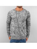 Solid Pullover Redmond Knit schwarz