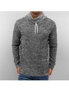 Solid Pullover Regis Knit schwarz