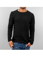 Solid Pullover Jarah schwarz