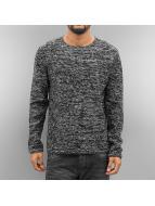 Solid Pullover Gannin schwarz