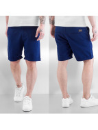 Solid shorts Clement blauw