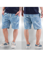 Solid shorts Chase blauw