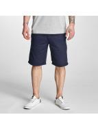 Solid shorts Gabi blauw