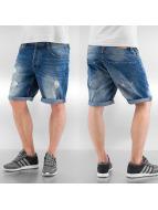 Solid Shorts Fredo bleu