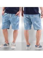 Solid Shorts Chase bleu